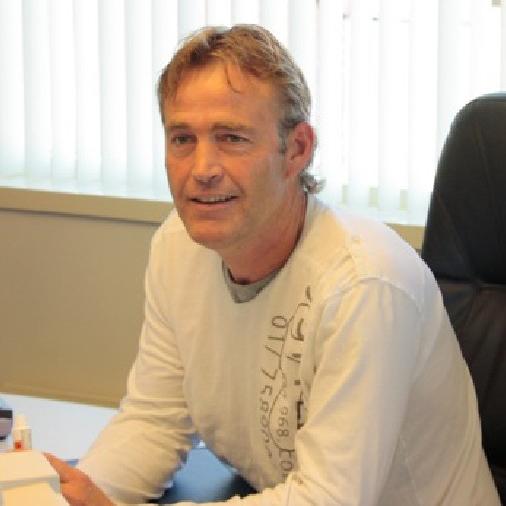 Havenmeester Peter de Vries